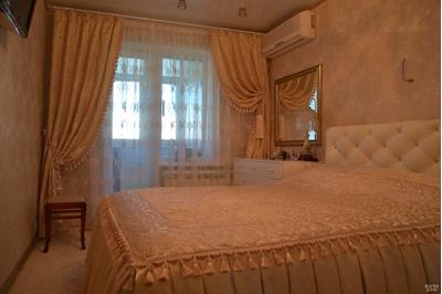 комплект шторы и порывало в спальню