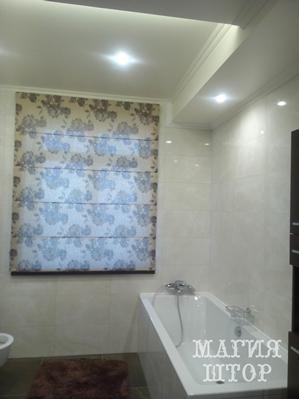римка в ванную комнату